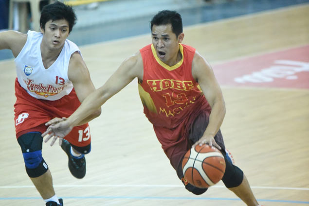 Salvacion fires six treys, Vergara provides spark as Hobe seals place in Republica Cup finals