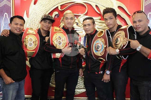 WBO light-flyweight champ Donnie Nietes says lucrative US title fight never too late for him