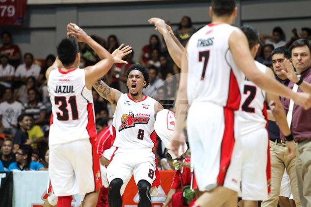 Alex Compton hopes Alaska 'won't take shortcuts' in quest for sweep of San Miguel