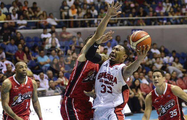 Inspired Ginebra looking to extend season in clash against top seed Alaska as PBA playoffs underway