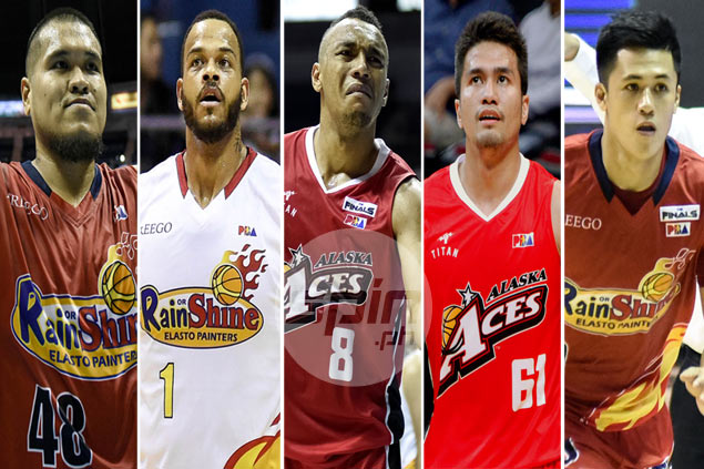 Here are players who either stepped up or disappeared in last two games of PBA Finals