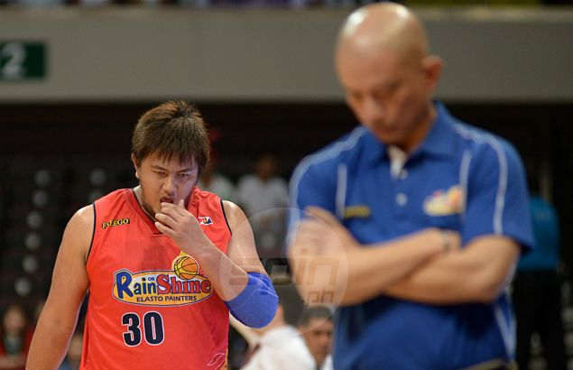 Amid trade rumors, Beau Belga feels his spot is safe at RoS after Yeng Guiao drafted guards, wing players