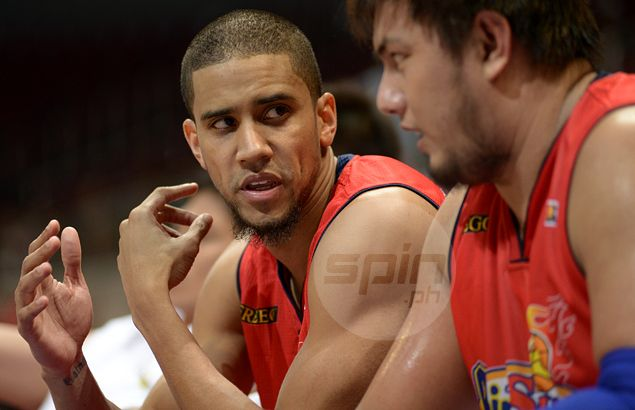 Another adjustment as Gabe Norwood returns to natural three spot for Rain or Shine