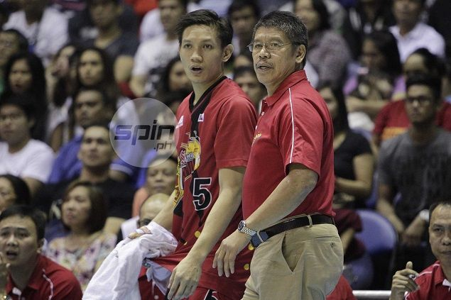 We were outhustled in every department, rues San Miguel coach Leo Austria