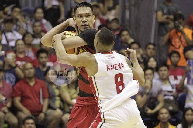 June Mar Fajardo takes blame for San Miguel loss, vows to bounce back in Game Two