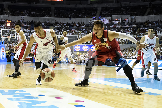 June Mar Fajardo reveals tightness on knee, but convinced playing injured was worth the risk