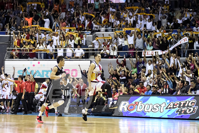 Tickets for Game 7 of PBA Finals between San Miguel, Alaska sold out within hours of release