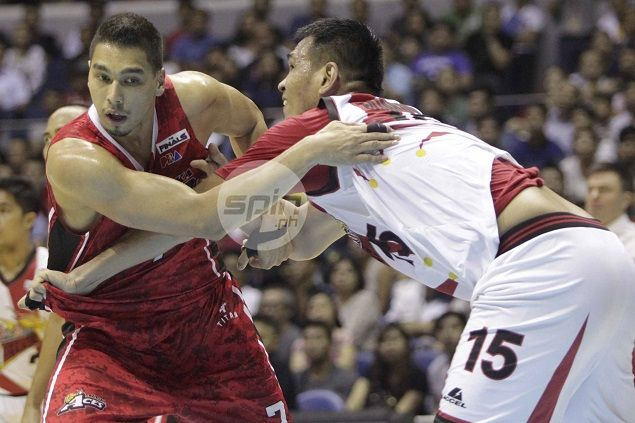 Sonny Thoss underscores need for Alaska to refocus as Finals series expected to be a lot physical