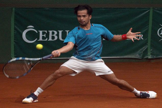 Francis Casey Alcantara stuns fifth seed Indian foe to advance in ITF Men's Future 2 meet