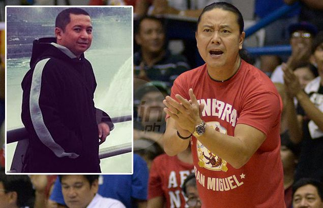 Al Chua remembers Thirdy Mariazeta with fondness after former PBL player's untimely death