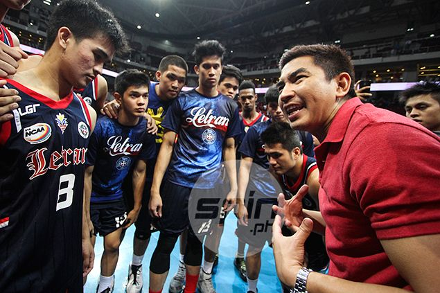 Letran champion coach Aldin Ayo next in line for La Salle coaching job, says source