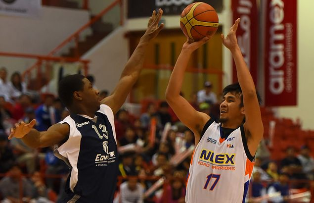 NLEX loss to Egypt side relegates Road Warriors to No. 3 seeding ahead of Dubai playoffs
