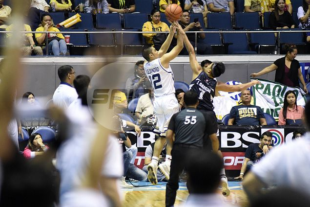Adamson coach refuses to protest horror call, but wishes 'players had decided game'