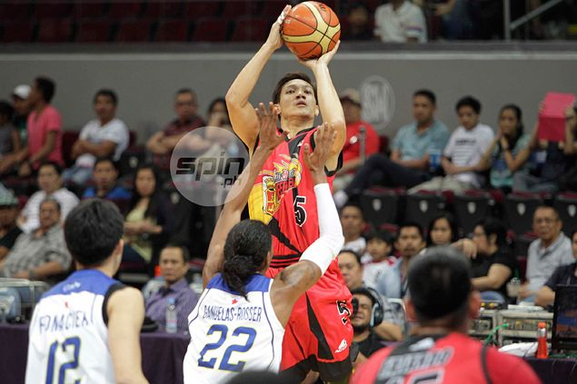 Alex Cabagnot again gets a taste of success with SMB, but wishes Globalport the best too