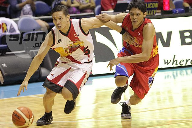 San Miguel Beer takes 2-1 lead over Rain or Shine as Lassiter, Reid, Cabagnot shoot lights out