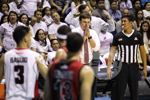 Alaska, Gilas coach Alex Compton says Aces won't go 'soft' on June Mar Fajardo
