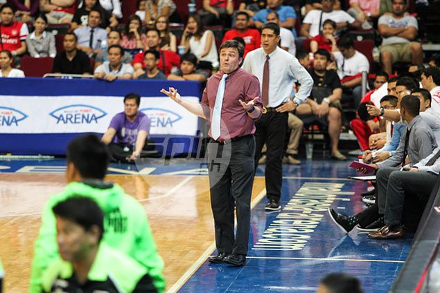 Alex Compton sees bad omen but offers no excuses: '(GlobalPort) beat us fair and square'