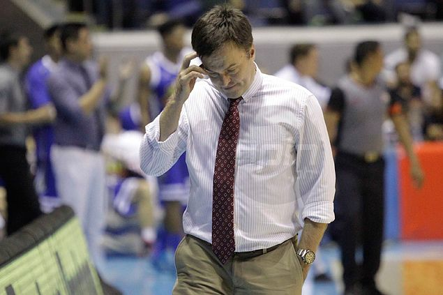 Downcast Alex Compton blames self for lopsided Alaska defeat: 'I was outcoached'