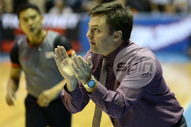 Alex Compton plays it coy on Gilas stint, but says he would love to learn from Baldwin