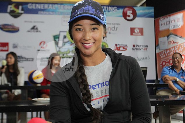 Fil-Am Alexa Micek says return to beach volleyball a nod to her roots