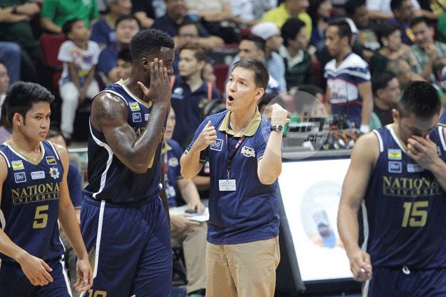 Alfred Aroga apologizes for 'selfish' act as he vows to be more of a team player for NU