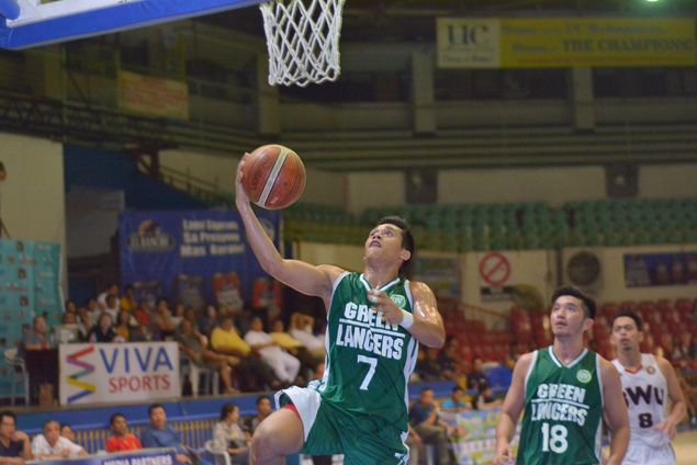UV Green Lancers down SWU Cobras to set up Cesafi finals showdown against USC Warriors