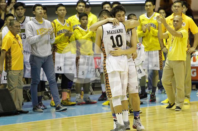With redemption elusive, enigmatic Aljon Mariano leaves UST with a heavy heart