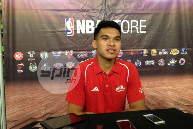 Jr. NBA Philippines pioneer Aljon Mariano thrilled to be living a dream at Ginebra