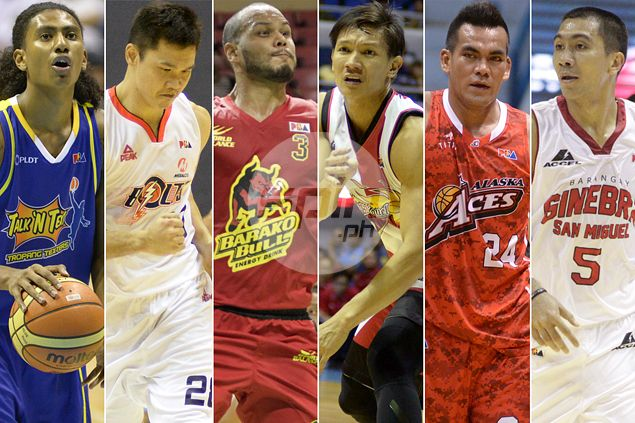 Unkind cut for Gary David, Vic Manuel and the other 2015 PBA All-Star castoffs