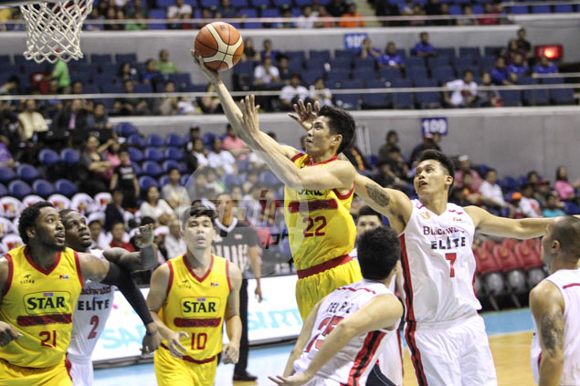 Playing time issue a thing of the past as Allein Maliksi thrives in new role for Star