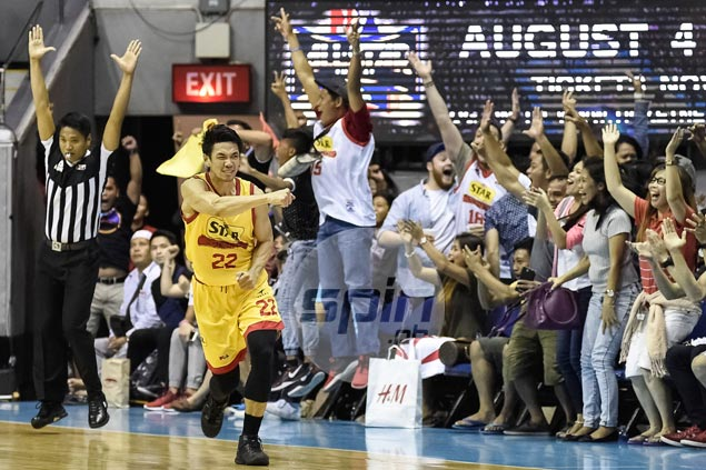 Allein Maliksi says he was prepared to live with consequences on 'bad shot' that went in