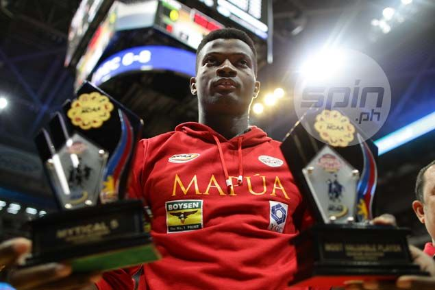 Allwell Oraeme vows to get better even after running away with major awards in NCAA