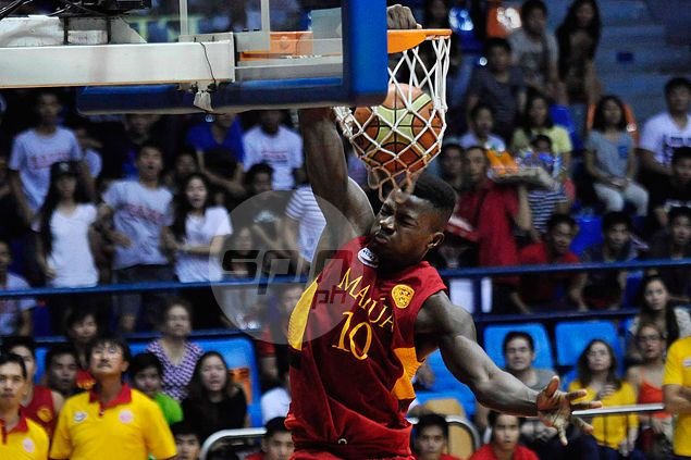 Mapua reinforcement Allwell Oraeme leads MVP race after NCAA first round