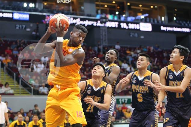 Allwell Oraeme carries Mapua over JRU in thrilling NCAA Season 92 opener