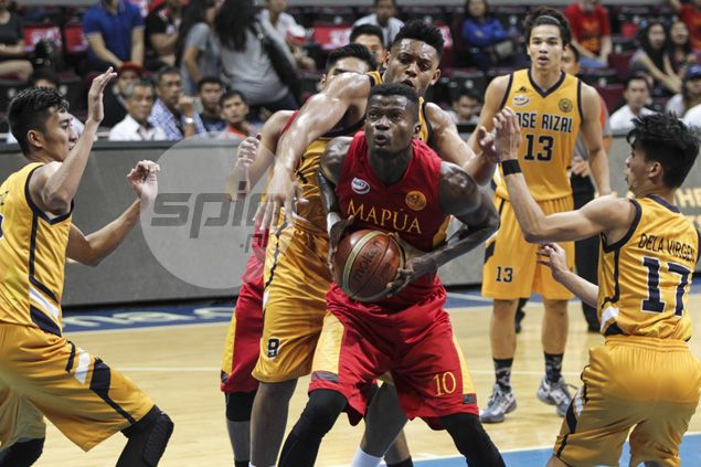 Vastly improved Mapua clinches No. 3 seeding in Final Four after playoff win over JRU