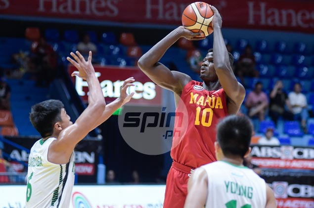 Ailing Allwell Oraeme posts huge double-double to power Cardinals to victory over Blazers