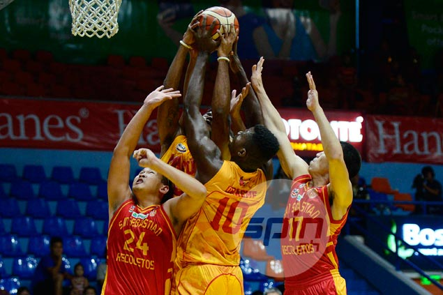 Oraeme-led Mapua Cardinals get back on winning track with rout of SSC Stags