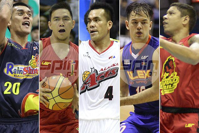 PBA All-Underrated Team: Statistics underscores these unheralded players' value to teams