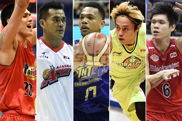 The most interesting players to watch in the 2016 PBA Commissioner's Cup