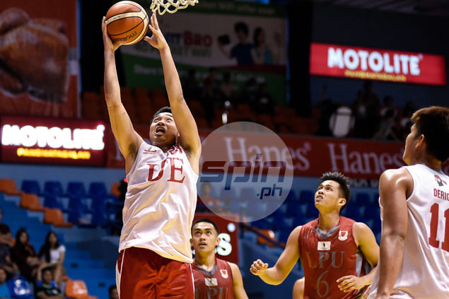 UE Warriors confident they've found another gem from Mindanao in Alvin Pasaol