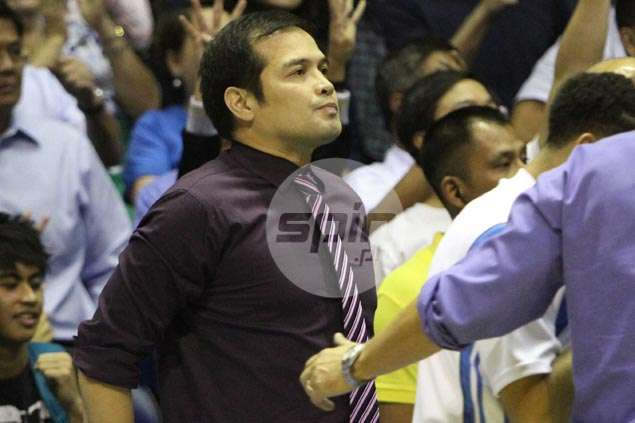 Alvin Patrimonio loses cool, exchanges heated words with Japeth Aguilar's dad