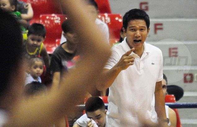 Cagayan Valley coach Alvin Pua suspended three games, fined P50,000 for 'physical contact' with referee