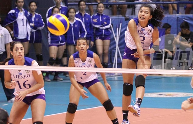 Ateneo gets big boost ahead of Asean stint as Lady Eagles whip UST Tigresses to stay perfect