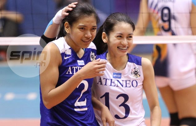 Valdez-Lazaro reunion in the works as V-League looks to put up Ateneo selection