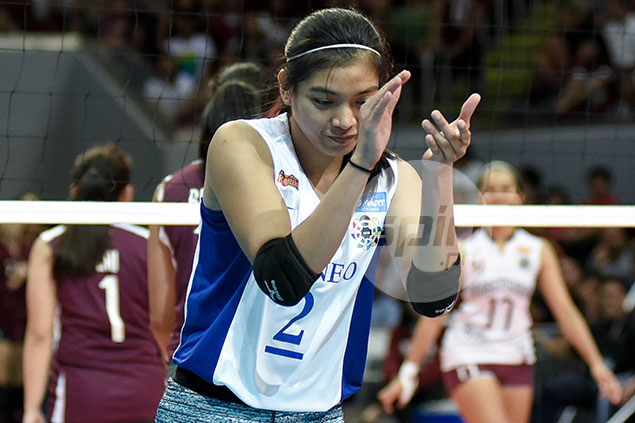Ateneo-La Salle finals the 'fifth and final set' of Alyssa Valdez career. Here's why
