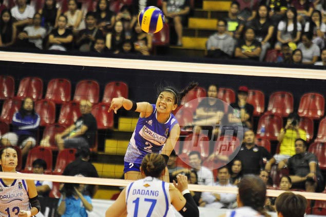 Valdez hoping to help BaliPure salvage third place in V-League even as Ateneo vies for title in Singapore tilt