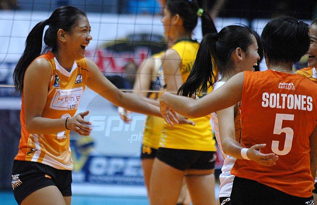Alyssa Valdez eyed to be flag bearer for Team Philippines in SEA Games