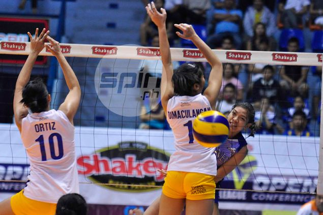 Alyssa Valdez quick to own up to Ateneo's loss to Air Force in do-or-die V-League encounter