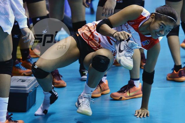 Despite Ateneo order, Alyssa Valdez wants to play in Game Two of V-League Finals, says team manager
