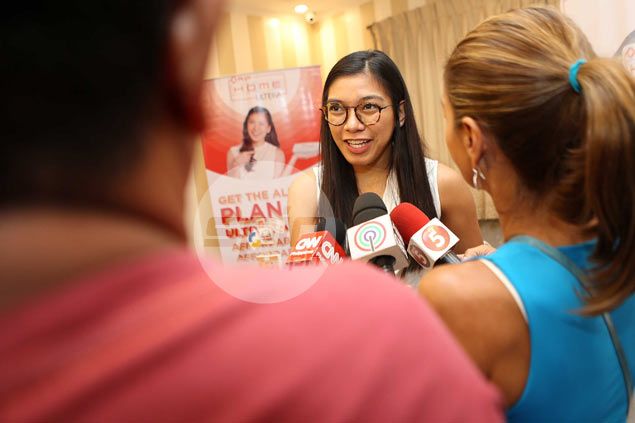 Alyssa Valdez hoping to play one last time for Ateneo at Asean University Games